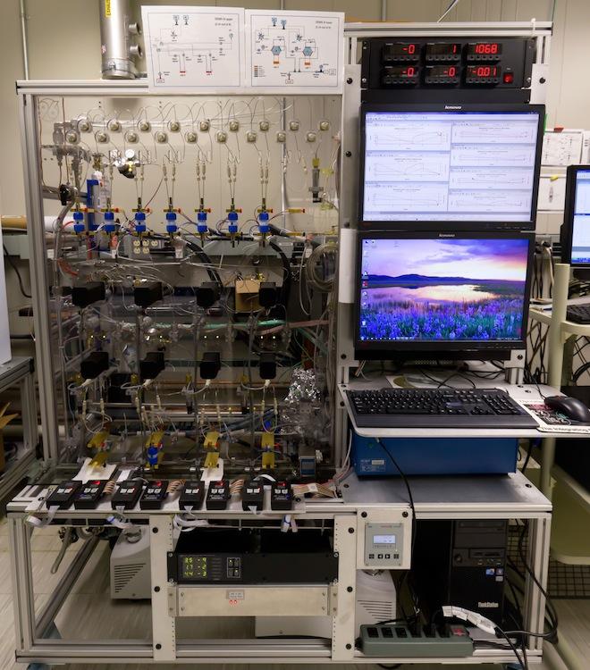 IBM Supercomputer Oxygen Battery