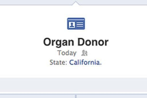 Facebook doador