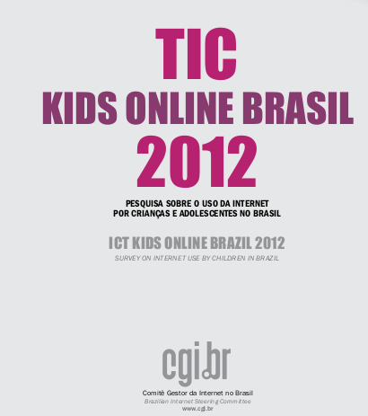 Capa TIC Kids Online