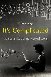 Capa do novo livro de danah boyd