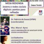 Mesa GITS no Congresso Virtual UFBA 2020