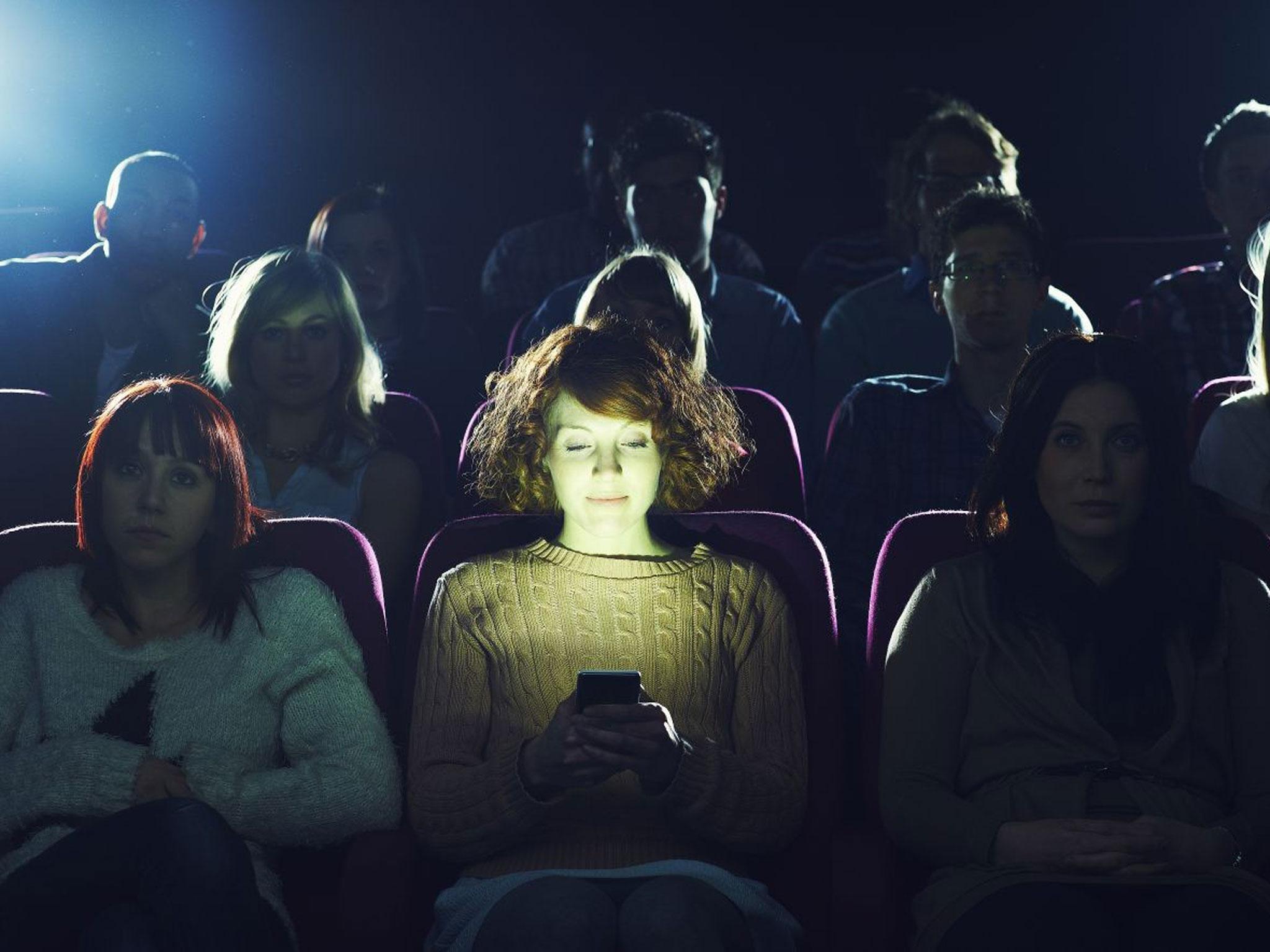 Smartphone cine
