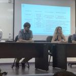 Membros do GITS apresentam mesa no #FSM18