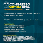 Mesa GITS no Congresso Virtual UFBA 2020
